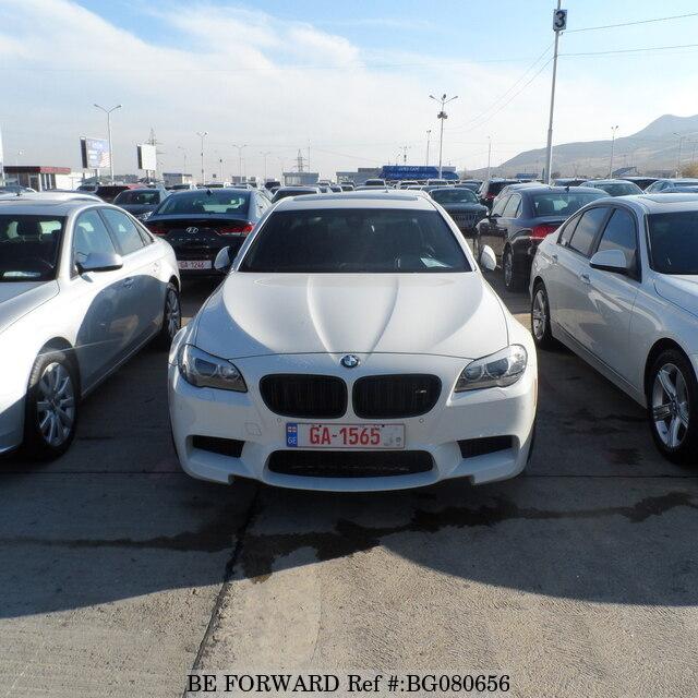 Used 2013 BMW M5 For Sale BG080656