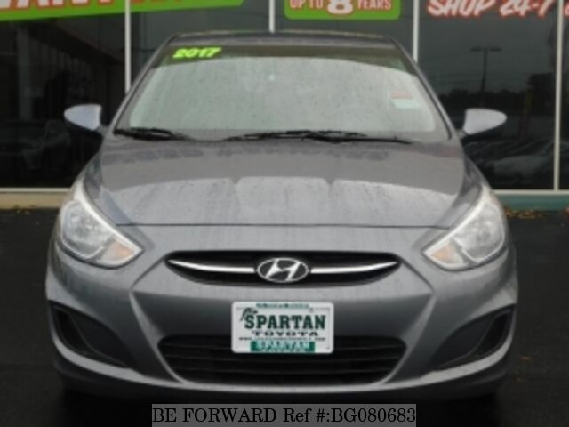 Used Hyundai Accent >> Used 2017 Hyundai Accent 17 Se For Sale Bg080683 Be Forward