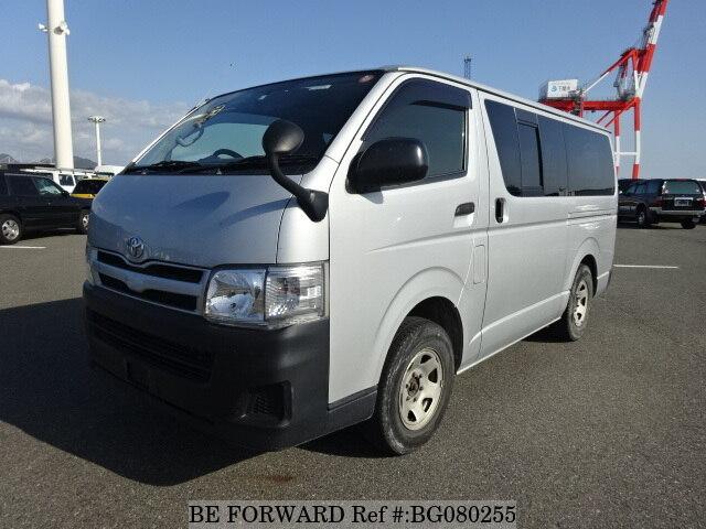 1ea73e5744 Used 2013 TOYOTA HIACE VAN LDF-KDH206V for Sale BG080255 - BE FORWARD