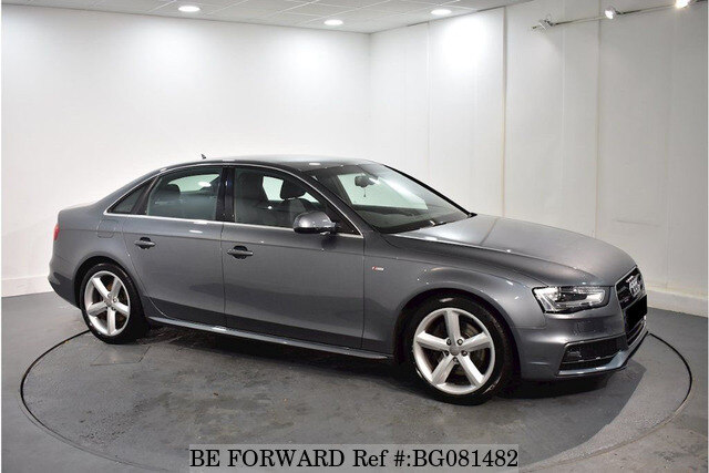 Used 2012 AUDI A4 BG081482 for Sale