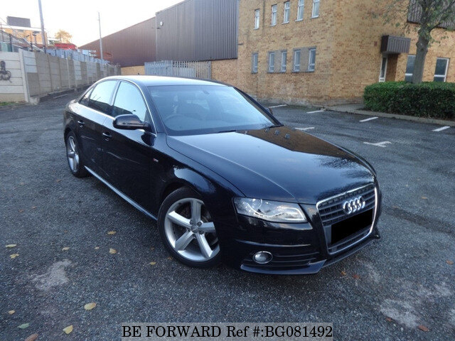 Used 2012 AUDI A4 BG081492 for Sale