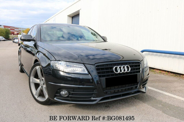 Used 2012 AUDI A4 BG081495 for Sale