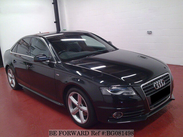 Used 2012 AUDI A4 BG081498 for Sale