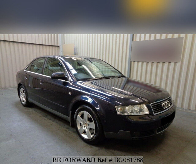 Used 2003 AUDI A4 For Sale BG081788