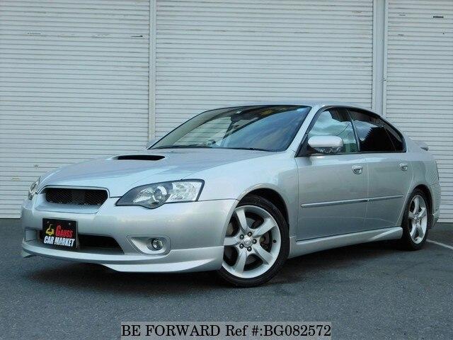 Used 2005 Subaru Legacy B4 B4 2 0gt 4wd Ta Bl5 For Sale Bg082572