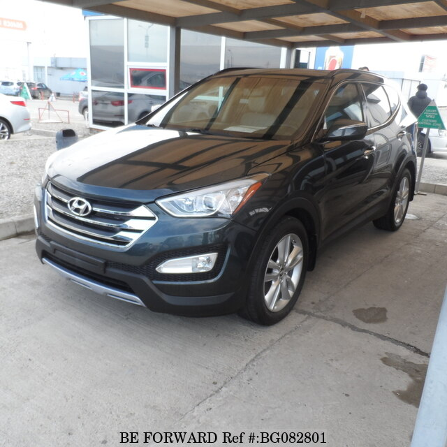 Used 2013 HYUNDAI SANTA FE BG082801 for Sale