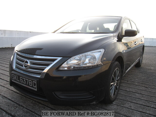 Used 2013 Nissan Sylphy For Sale Bg082817 Be Forward