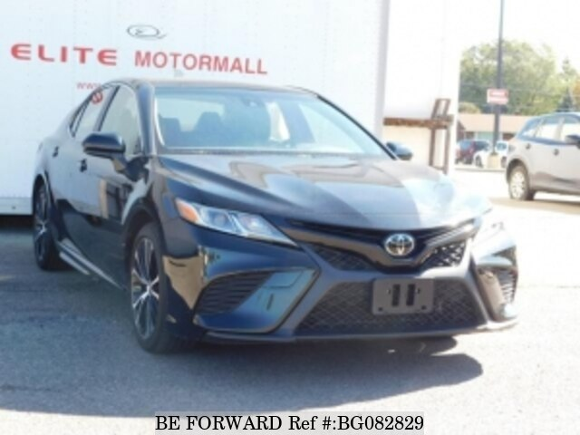 Used 2018 TOYOTA CAMRY BG082829 for Sale