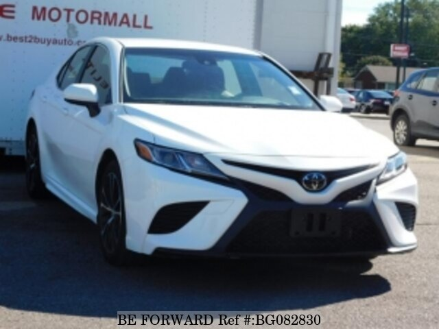 Used 2018 TOYOTA CAMRY BG082830 for Sale