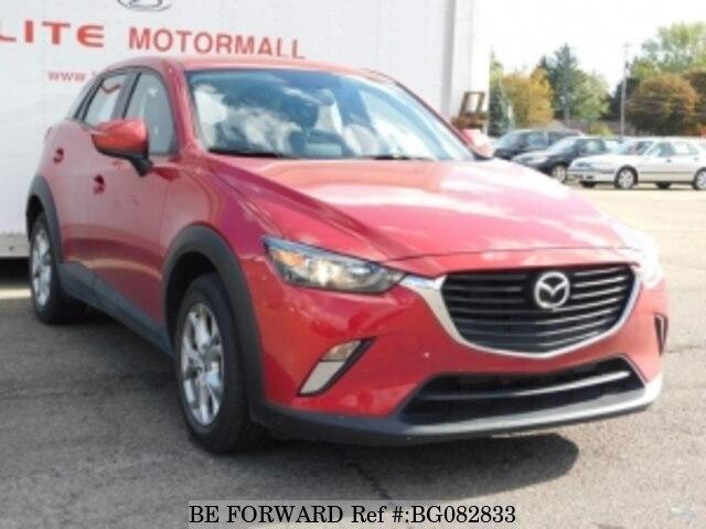 Used 2017 Mazda Cx 3 Bg082833 For