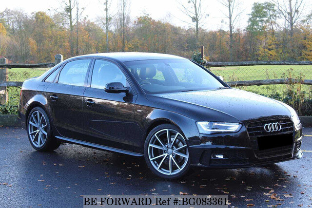 Used 2015 Audi A4 Auction Grade 45 Auto Diesel For Sale Bg083361