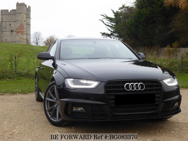 Used 2015 Audi A4 Auction Grade 45 Auto Diesel For Sale Bg083370