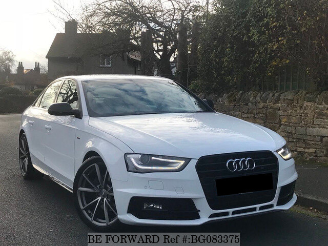 Used 2015 Audi A4 Auction Grade 45 Auto Diesel For Sale Bg083375