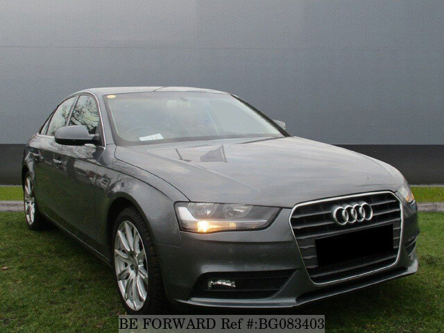 Used 2015 Audi A4 Auction Grade 45 Auto Diesel For Sale Bg083403