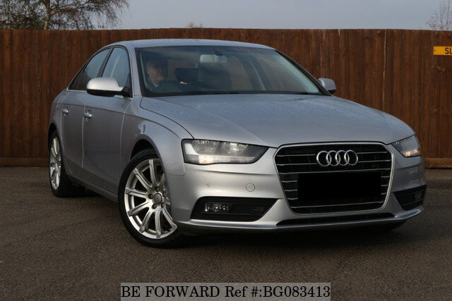 Used 2015 Audi A4 Auction Grade 45 Auto Diesel For Sale Bg083413