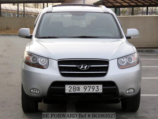 Used 2008 HYUNDAI SANTA FE BG083527 for Sale