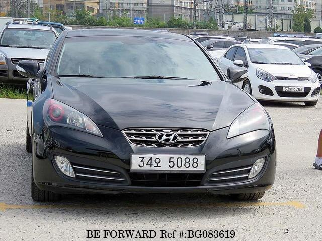 Used 2011 HYUNDAI GENESIS BG083619 for Sale