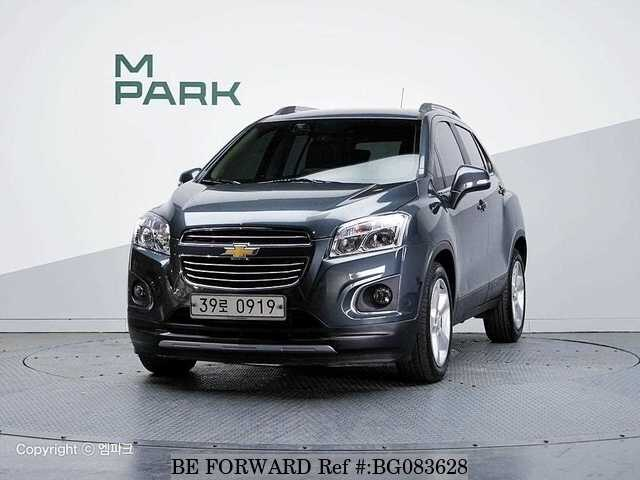 Used 2016 Chevrolet Trax For Sale Bg083628 Be Forward