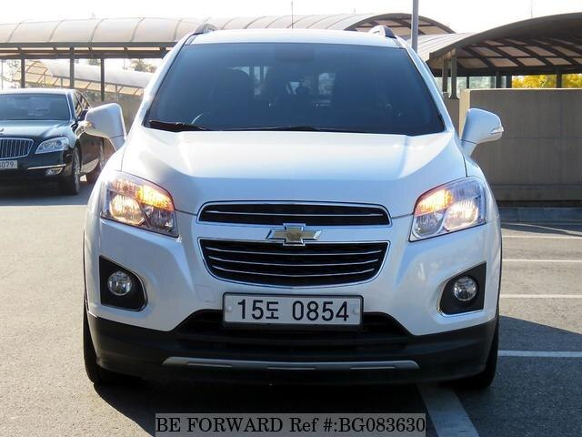 Used 2016 Chevrolet Trax For Sale Bg083630 Be Forward