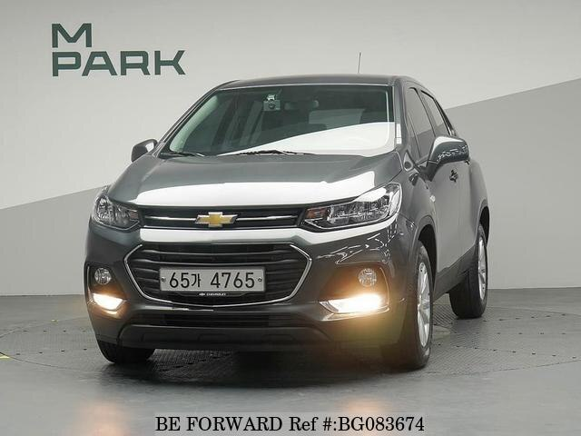 Used 2018 Chevrolet Trax For Sale Bg083674 Be Forward