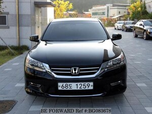 Used 2013 HONDA ACCORD BG083678 for Sale