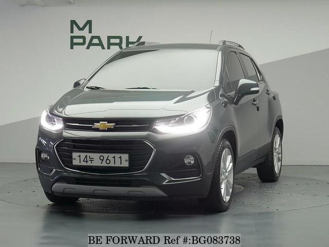 Used 2018 Chevrolet Trax For Sale Bg083738 Be Forward