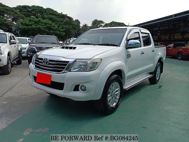 Used 2014 TOYOTA HILUX BG084245 for Sale