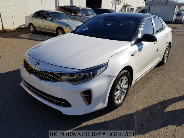 Used 2016 KIA K5 (OPTIMA) BG044574 for Sale