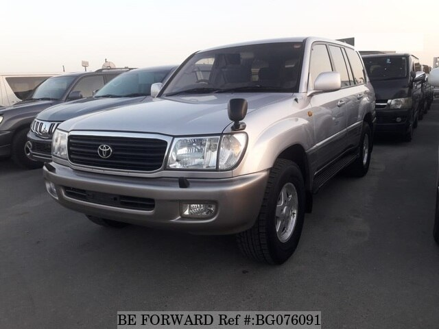 Get Toyota Land Cruiser 1998
