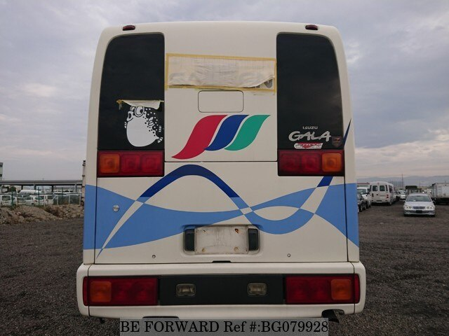 Used 2001 ISUZU GALA/KL-LV774R2 for Sale BG079928 - BE FORWARD