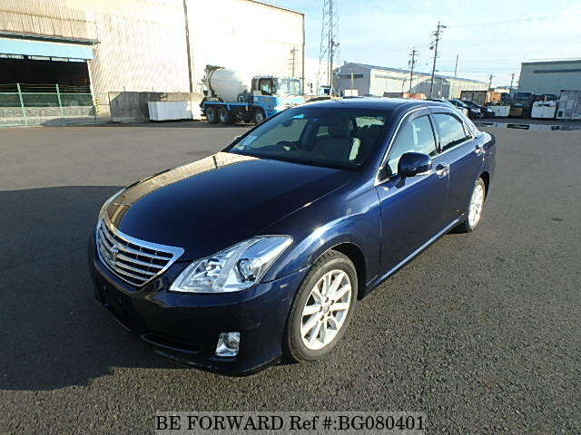 Used 2009 TOYOTA CROWN BG080401 for Sale
