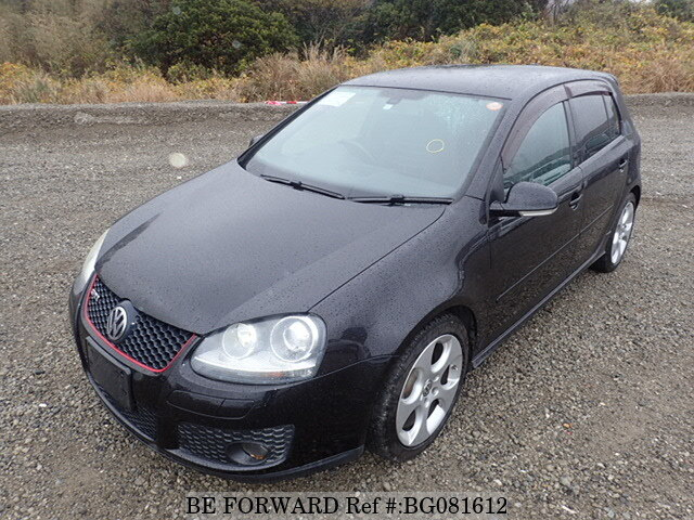 Used 2006 VOLKSWAGEN GOLF GTI BG081612 for Sale