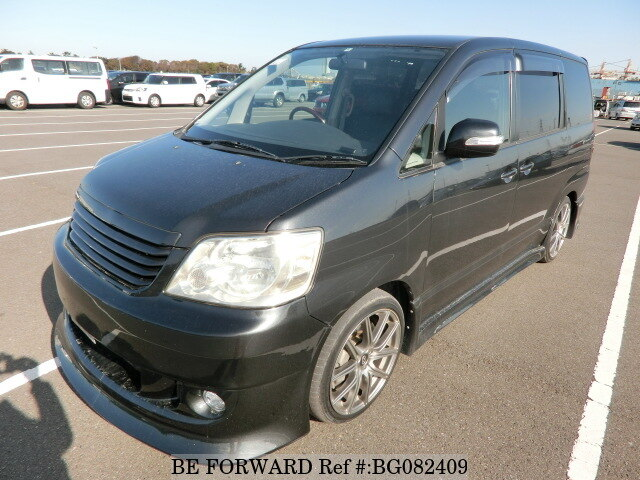 Used 2004 TOYOTA NOAH BG082409 for Sale