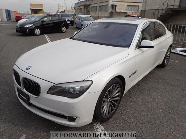 Used 2009 BMW 7 SERIES BG082746 for Sale