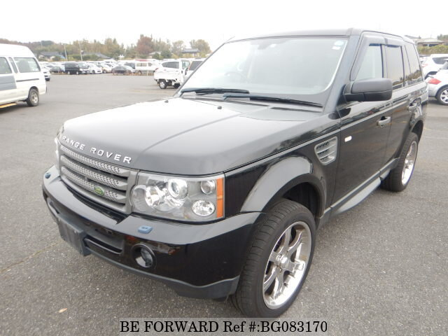 Used 2009 LAND ROVER RANGE ROVER SPORT BG083170 for Sale