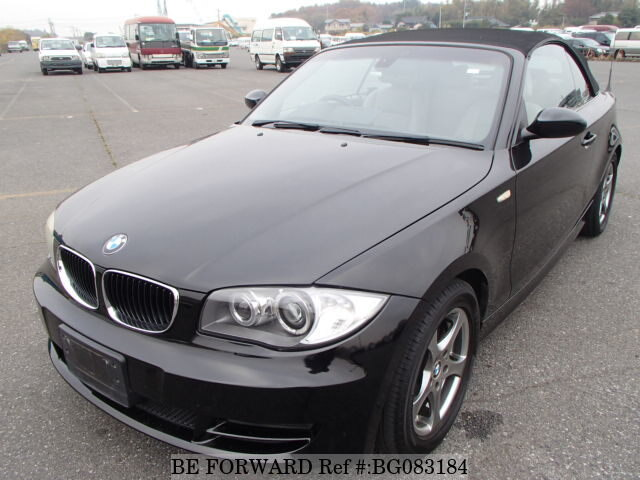 Used 2008 BMW 1 SERIES BG083184 for Sale