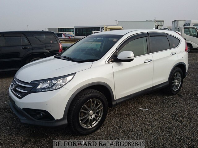 Used 2012 HONDA CR-V BG082843 for Sale