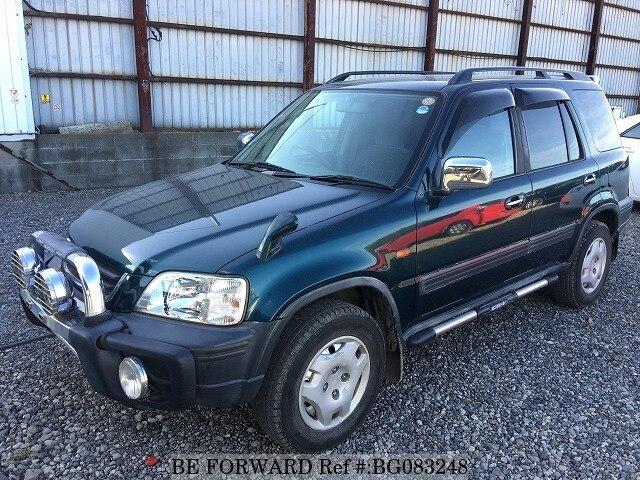 Used 1995 HONDA CR-V/E-RD1 for Sale BG083248 - BE FORWARD