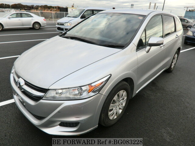 Used 2011 HONDA STREAM BG083228 for Sale