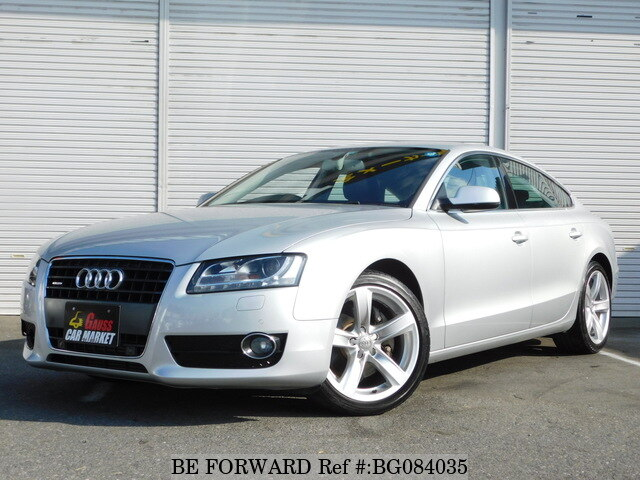 Used 2012 AUDI A5 BG084035 for Sale
