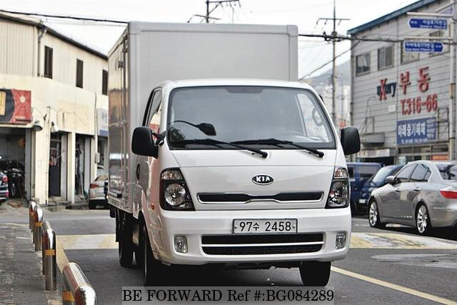 Used 2012 KIA BONGO BG084289 for Sale