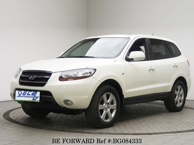 Used 2009 HYUNDAI SANTA FE BG084333 for Sale