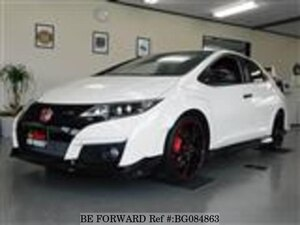Used 2016 HONDA CIVIC TYPE R BG084863 for Sale