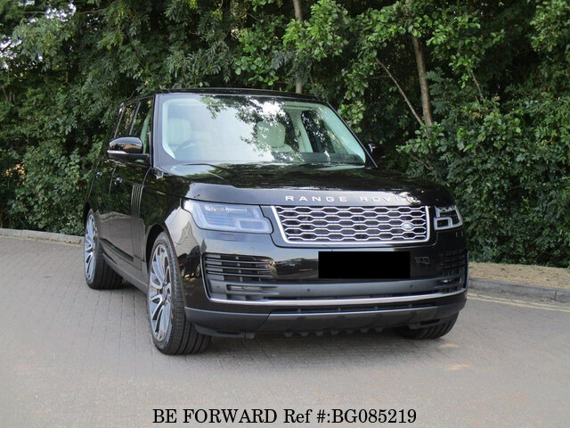 Used 2018 LAND ROVER RANGE ROVER BG085219 for Sale