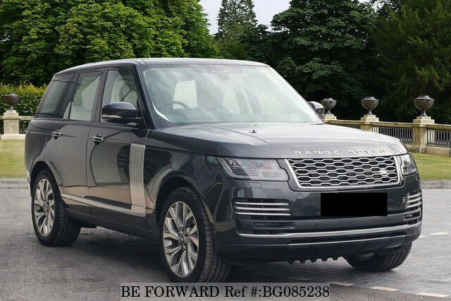 Used 2018 LAND ROVER RANGE ROVER BG085238 for Sale