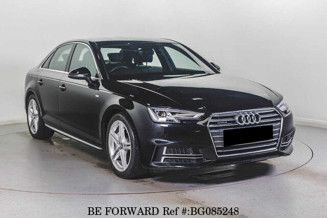 Used 2016 AUDI A4 BG085248 for Sale
