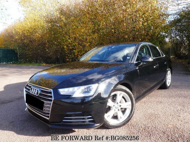 Used 2016 AUDI A4 BG085256 for Sale