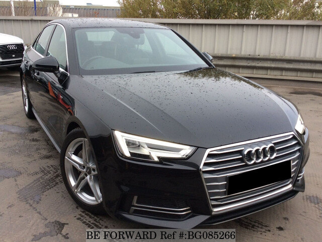 Used 2016 AUDI A4 BG085266 for Sale