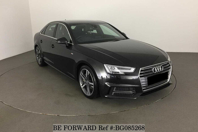 Used 2016 AUDI A4 BG085268 for Sale