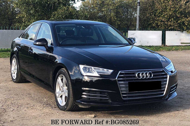 Used 2016 AUDI A4 BG085269 for Sale